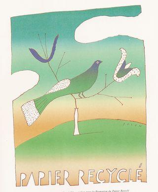 Papier-recyle-oiseau-folon