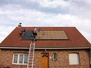 Panneaux solaires a raismes