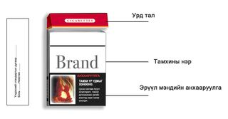Mongolia_Health warning_Front layout