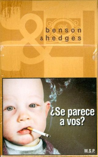 Uruguay #19-2009-Benson&Hedges 20s-Front-1
