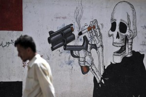 Arma mortal tabaco