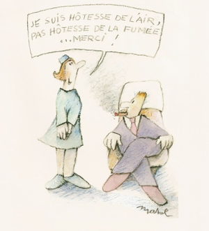 Marol_hotesse_de_lair_1991