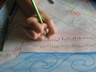 Coloring_music