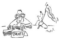 Taxesprevention